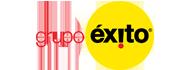 Medium logo exito footer